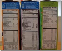 cerealboxesnutrition