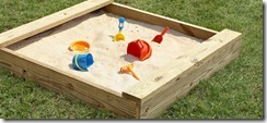 sandbox - lowes