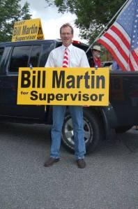 Martin Campaign Photo