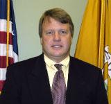 Fluvanna Supervisor Tony O'Brien