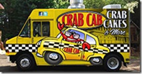 food truck crab-cab