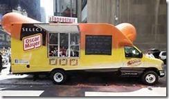 Food truck oscar myer