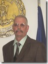Greene County Board of Supervisors Chairman David Cox