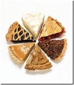 pie variety