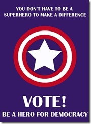 vote superhero