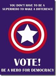 vote superhero