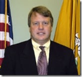 Fluvanna Supervisor Tony O'Brien