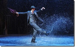 singing in the rain broadway