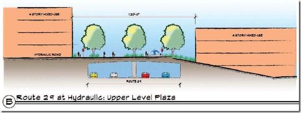 Rt 29 Hydraulic Upper Plaza