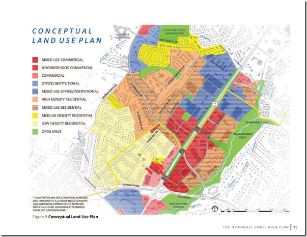 Conceptual Land Use Map Oct 2017 P71